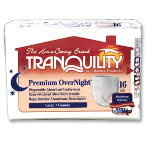 Tranquility OverNight Disposable Underwear main image