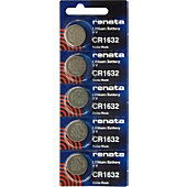 CR1632 Lithium Battery (Pack of 1)