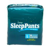 Curity Sleep Pants - Youth Absorbent Underwear