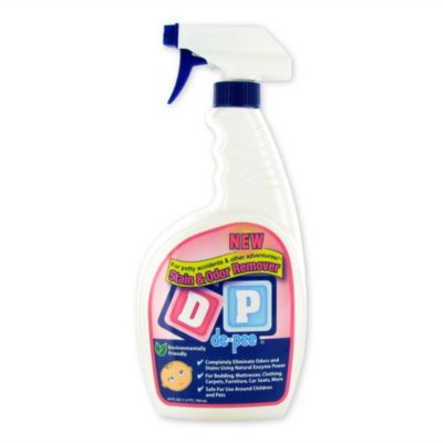 de-pee Stain and Odor Remover