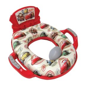 Cars Deluxe Sounds Potty Seat main image