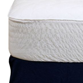 Beautyrest Vinyl Basic Waterproof Mattress Pad main image