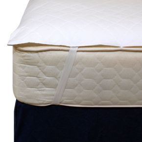 Waterproof Mattress Pad, Anchor Band Style main image