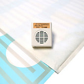 Wet Call Bed-side Bedwetting Alarm with Pad