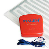 Malem ULTIMATE Bed-side Bedwetting Alarm with Pad