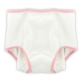 Girls Easy Open Velcro Briefs main image