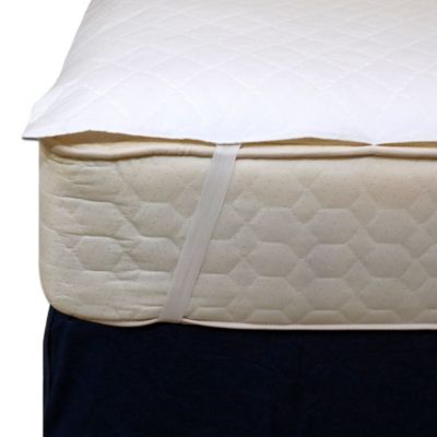Dry Defender Waterproof Mattress Protector with Anchor Bands