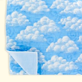 Printed Washable Underpad-Blue Sky main image
