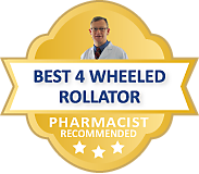 Best 4 Wheel Rollator