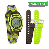 NEW! Rodger 8-Alarm Vibration Reminder Watch Set