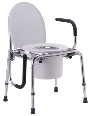 Nova Drop Arm Commode