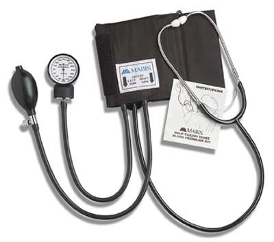 HealthSmart® Self-Taking Home Blood Pressure Kit