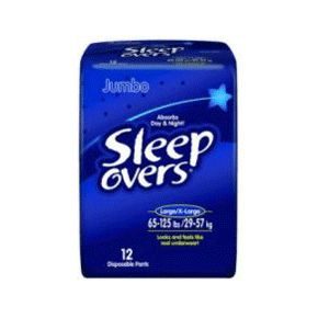 Sleep Overs Youth Pants main image