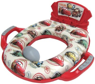 Cars Deluxe Sounds Potty Seat
